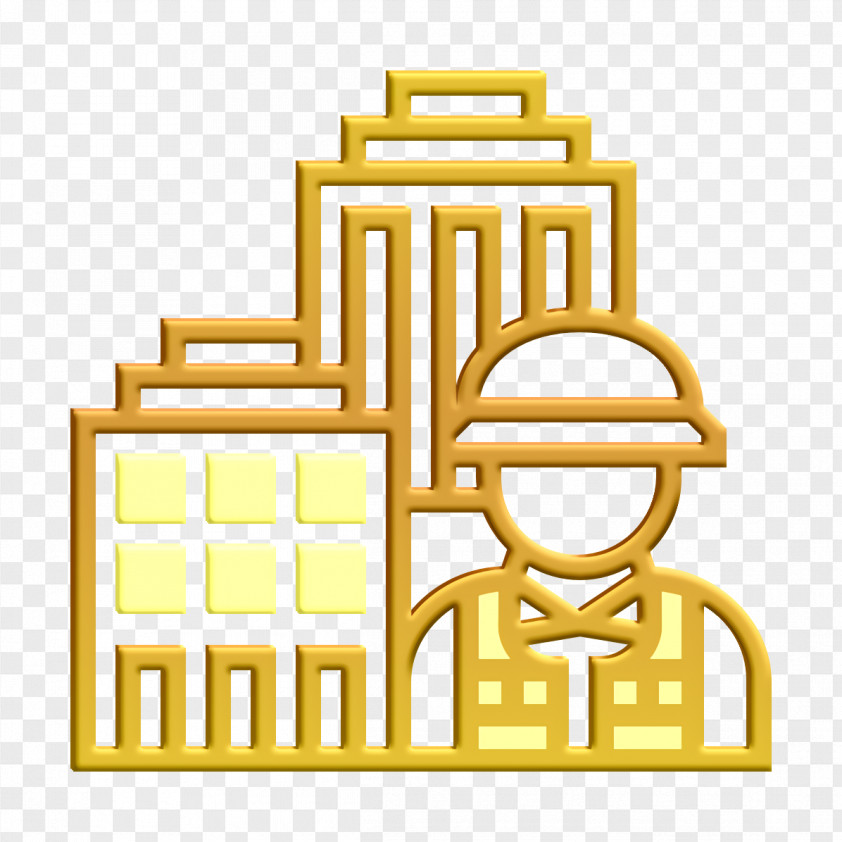 Construction Worker Icon Architecture Icon Construction And Tools Icon PNG
