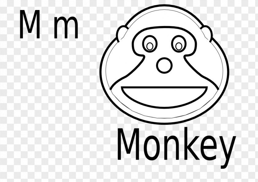 Monkey Graphics PNG