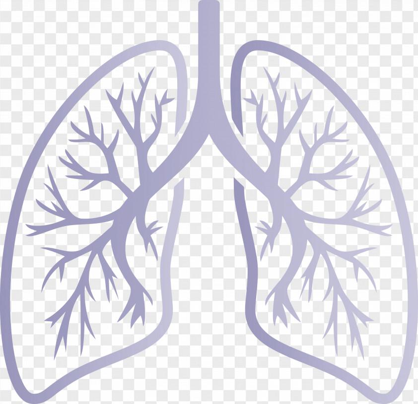 Lungs COVID Corona Virus Disease PNG