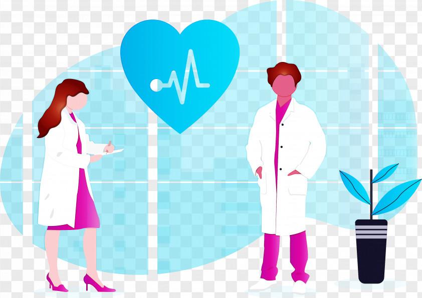 Doctor Corona Virus Disease COVID PNG