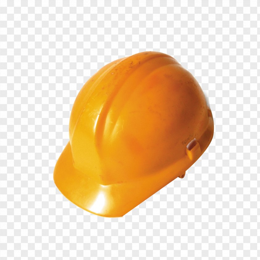 Construction Worker's Hat PNG