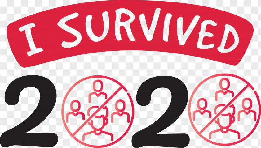 I Survived I Survived 2020 Year PNG